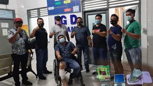 Kapolsek Medan Labuhan Pimpin Langsung Penangkapan Pelaku Pengedar Narkoba Seberat 1 Kg