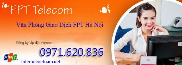 Lắp Mạng Internet FPT Phường Đức Giang