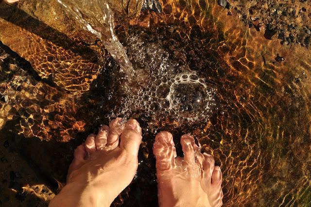 maseczka na stopy i dłonie