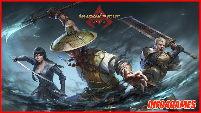 Descargar Shadow Fight Arena para Android