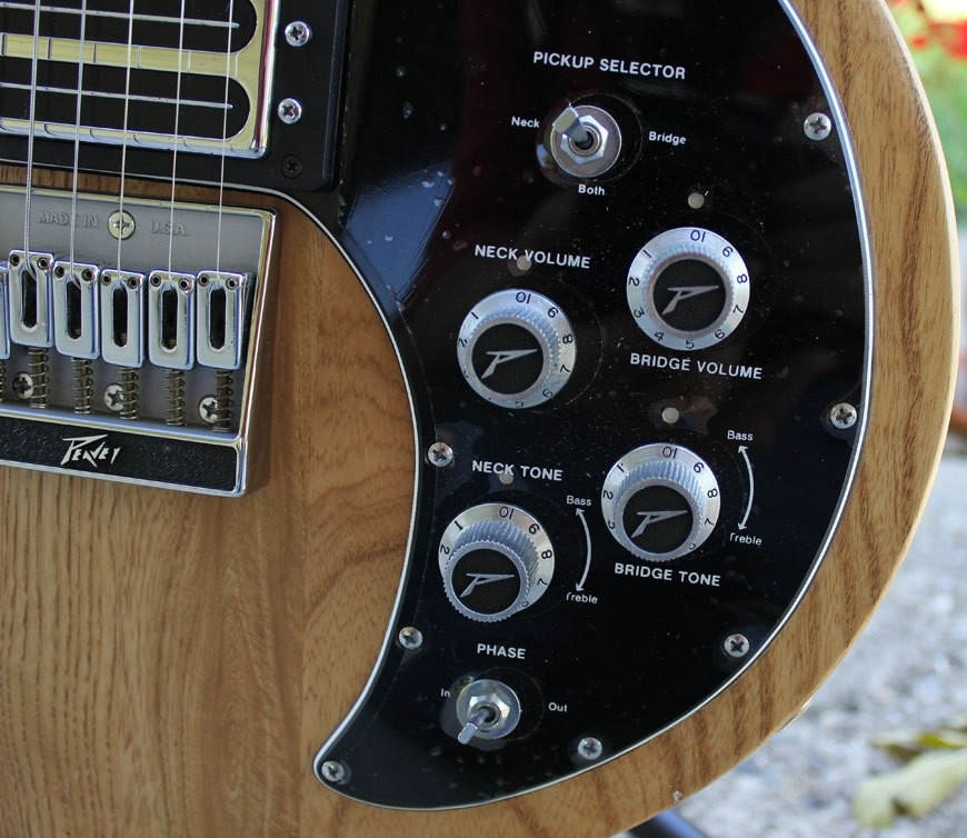 THE UNIQUE GUITAR BLOG: Peavey T60 Guitar and T40 Bass