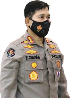 Sambut HUT Bhayangkara ke-75, Polres Luwu Bagikan 160 Paket Sembako, Ini Tanggapan Kabid Humas Polda Sulsel