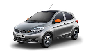 Tata Motors launches the limited edition Tiago WIZZ