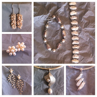 Fantastic Pearls in all different shapes and sizes!
