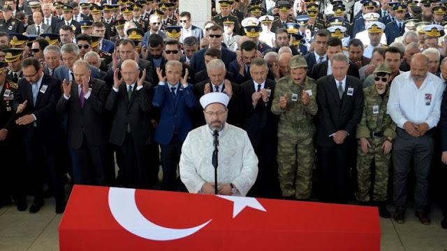 Η Τουρκία εκπαιδεύει 4000 καταδρομείς