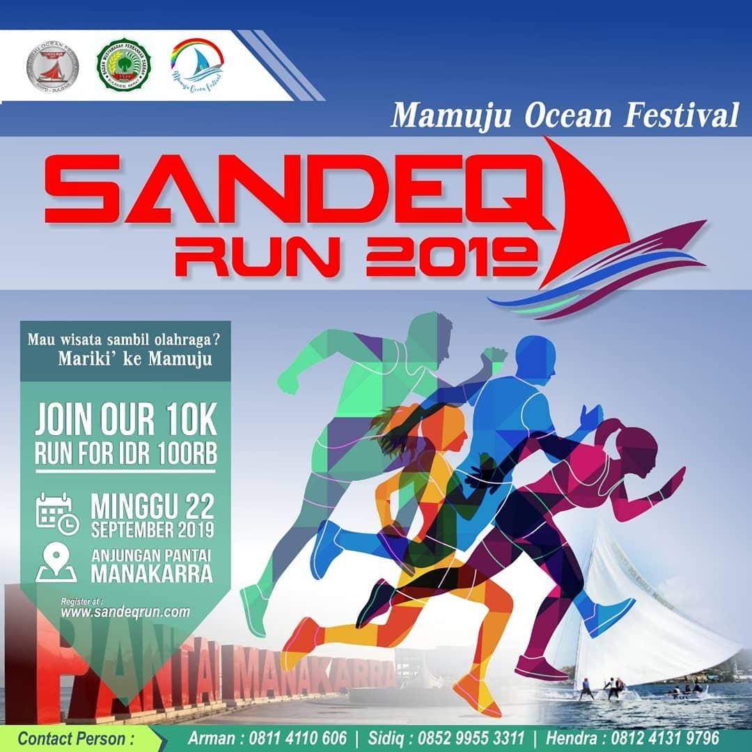 Sandeq Run • 2019