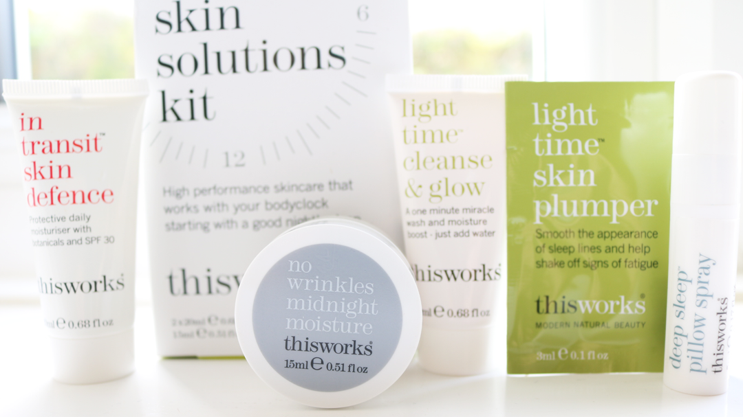 This Works 24hr Skin Solutions Kit review