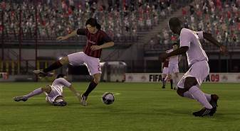 FIFA 09 Free For PC