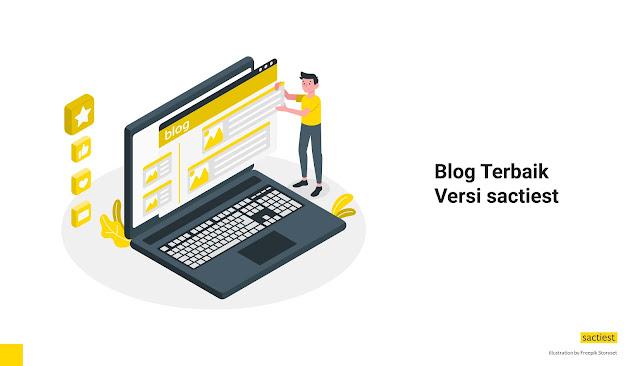 Blog Terbaik versi Maulana Sakti