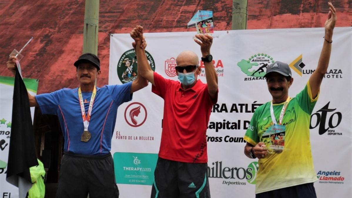 Ganadores de la Carrera Atlética Pereira Capital Deportiva