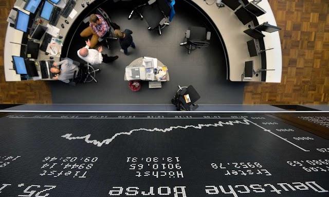 Tőzsde - Csökkenéssel nyitottak a főbb európai piacok