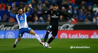 Espanyol vs Real Madrid 1-0 Highlights