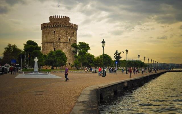 Καιρός στη Θεσσαλονίκη: Συννεφιά και πτώση της θερμοκρασίας σήμερα Κυριακή