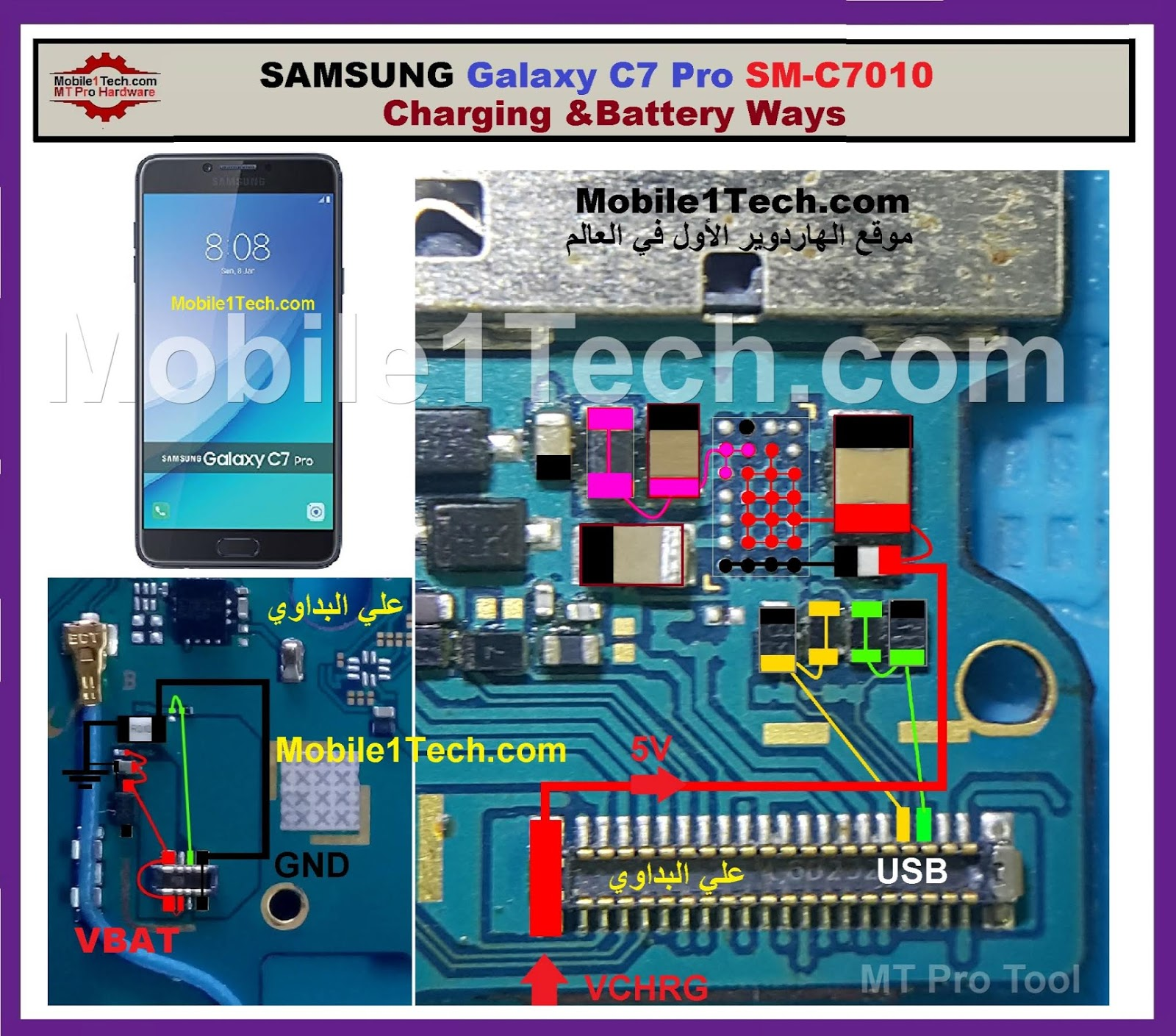 Samsung C7 Pro Sm