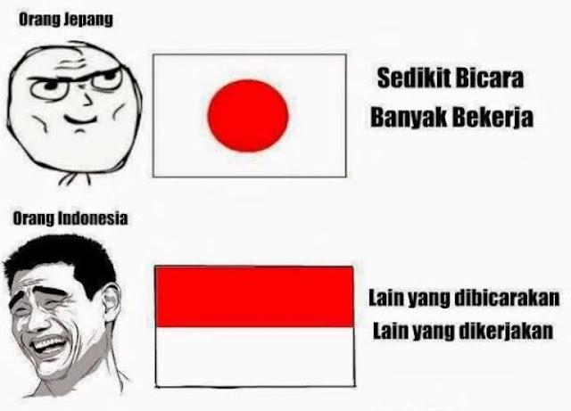 Budaya Orang Jepang yang tidak mungkin ada di Indonesia