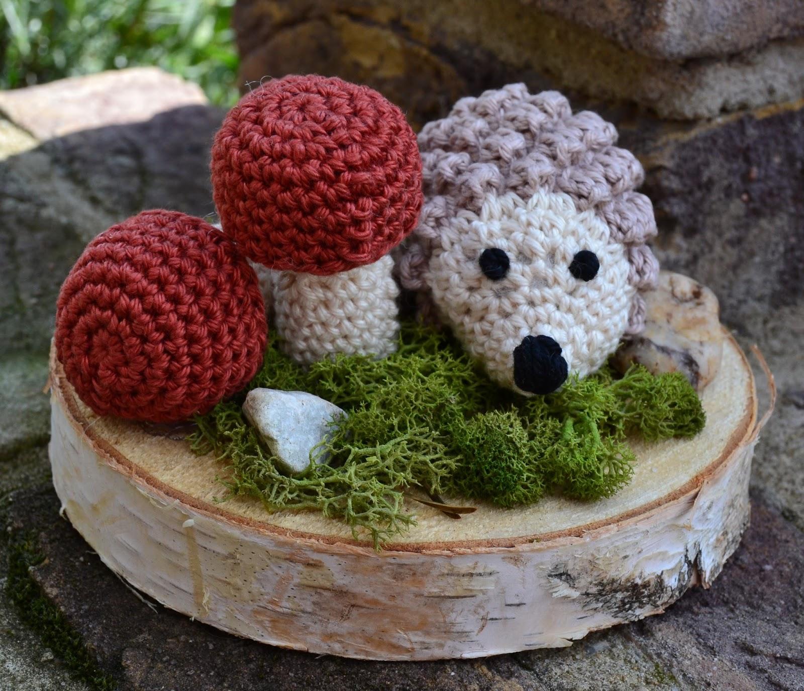 Atelier Marie-Lucienne: Little Hedgehog - Kleiner Igel