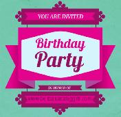 20 contoh invitation birthday party besrta gambar dalam bahasa contoh undangan ulangtahun untuk orang dewasa dalam bahasa inggris dan artinya stopboris Choice Image