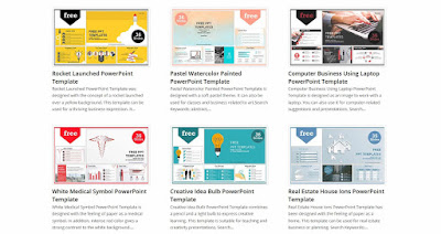 Cara Download Template PowerPoint Gratis dan Mudah