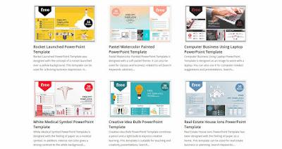 Cara Download Template PowerPoint Gratis dan Mudah