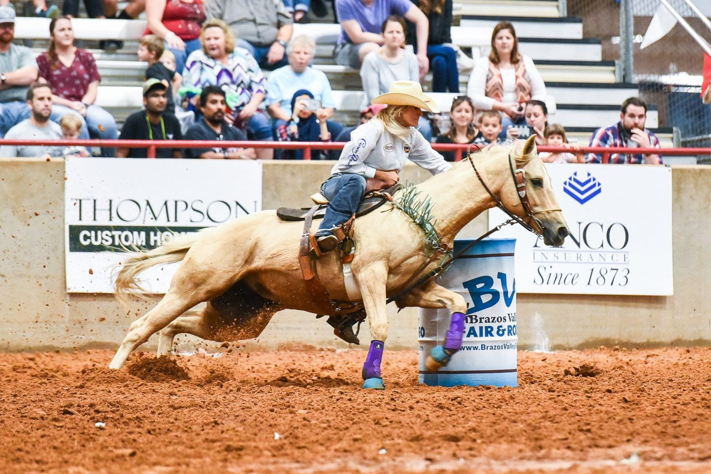 Photo Credit: Brazos Valley Fair & Rodeo