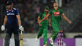 Bangladesh vs England 2nd ODI 2016 Highlights