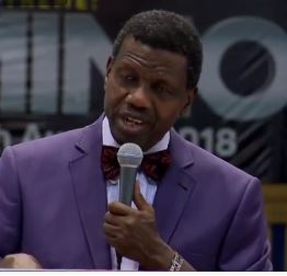 Read what a mad man did for Pastor E. A. Adeboye of Redeemed Christian Church of God