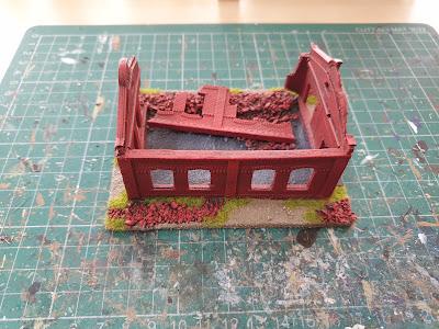 3 Faller Boiler Houses picture 17