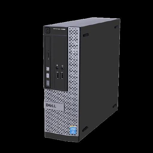 Máy tính để bàn Dell OptiPlex 3020SFF (i3-4160, Ram 4GB, HDD 500GB)