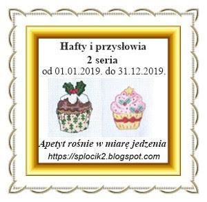 Hafty i przysłowia 2 -wrzesień