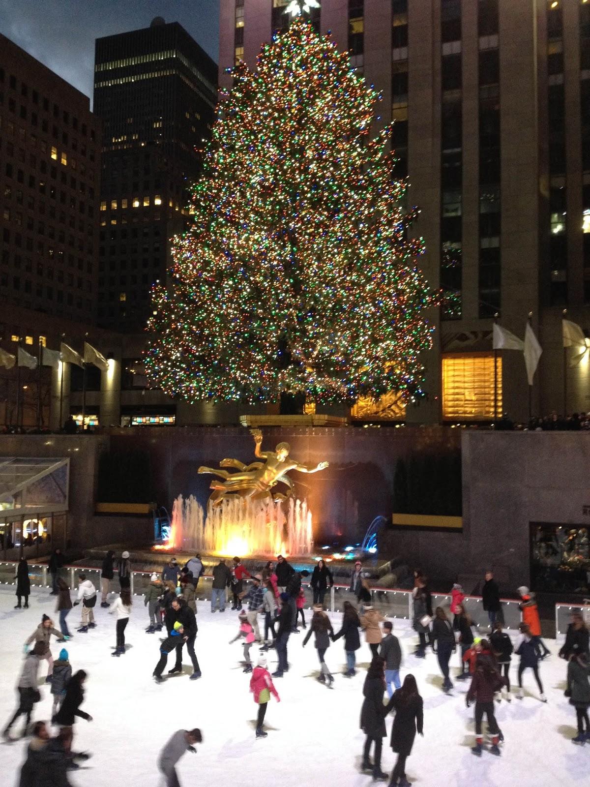 Inspirierend New York Weihnachtsbaum 2015 Schema