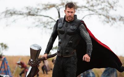 thor, odín, loki, mitos nórdicos, fantasía, espada y brujería, neil gaiman, mitología nórdica