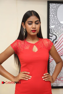 Actress Model Honey Pictures at Anoos Franchise Salon and Clinic Launch  0026.JPG