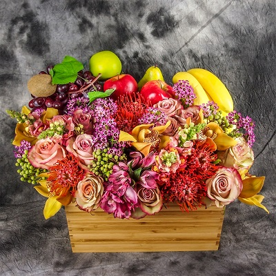 Avail of the Fast Fruit Basket Delivery in Singapore