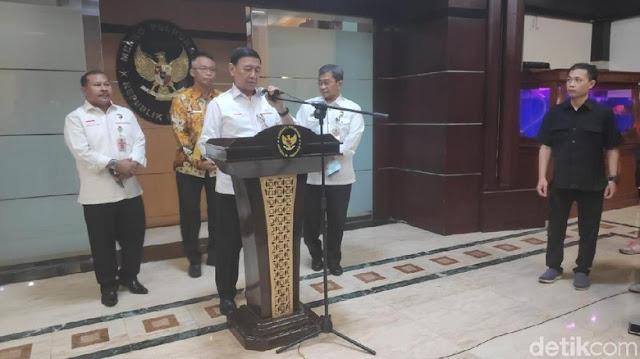 Soal Pembebasan Baasyir, Wiranto: Presiden Tak Boleh Grasa-grusu