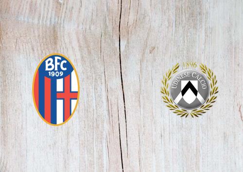 Bologna vs Udinese -Highlights 06 January 2021