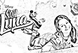 Resultado De Imagen Para Dibujos De Soy Luna Desenhos