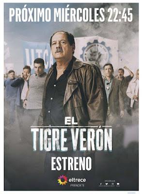 El Tigre Verón (Miniserie de TV) S01 Custom HD Latino 5.1 3DVD