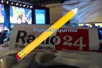 Logo Radio24 Il Sole 24 Ore ''Crea Logo'' e vinci gratis un premio da 5.000 e fino a 15.000€
