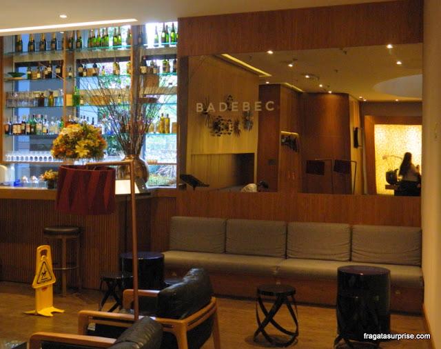 Bar do Hotel Radisson Blu São Paulo