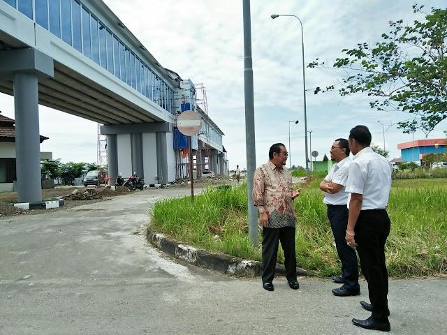 3.000 Jemaah Umrah per Bulan, Leonardy: BIM Perlu Penambahan Terminal