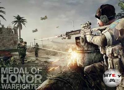 تحميل لعبة Medal of Honor Warfighter للكمبيوتر برابط مباشر من ميديا فاير