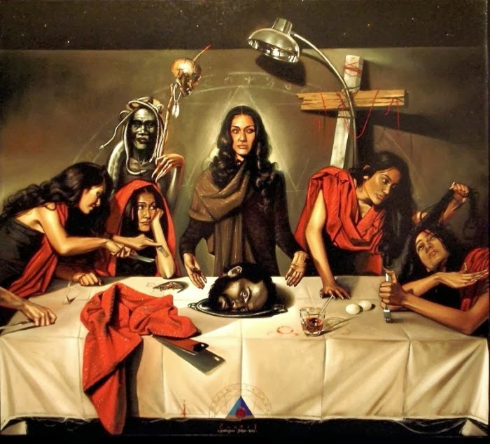 Человек эпохи Возрождения. Carlos Cortes