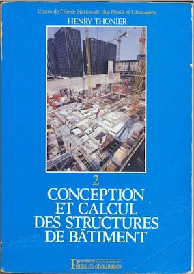 Conception et calcul des structures de bâtiment