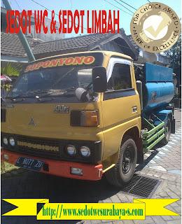 Jasa Sedot WC Yang Handal Dan Murah Di Surabaya