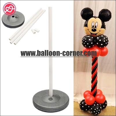 Properti Balon Tiang / Standing Balloon