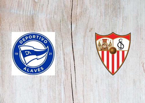 Deportivo Alavés vs Sevilla -Highlights 19 January 2021