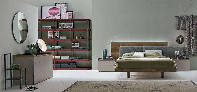 Tomasella - Nuovo letto matrimoniale Halifax e collezione ...