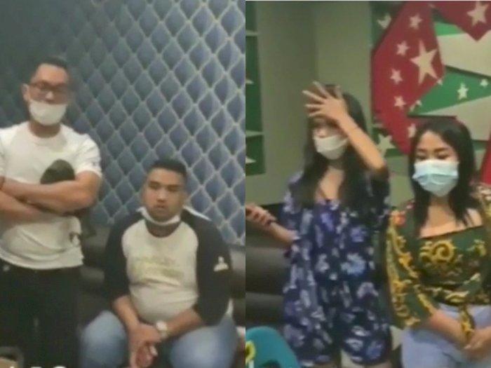 Parah! 5 Anggota DPRD Labura Ditangkap Saat Booking 7 Cewek, Ternyata Juga Positif Narkoba