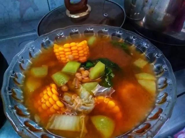 Cara Membuat Sayur Asem Sederhana Rumahan