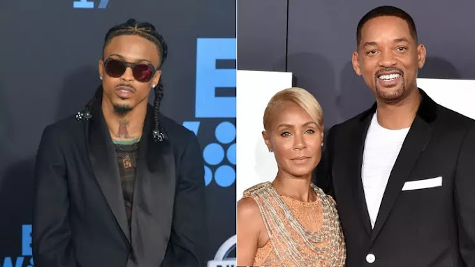 Will Smith denies approving August Alsina's sexual relationship with his wife